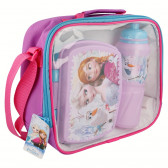 Термоизолираща чанта с картинка Frozen 23356