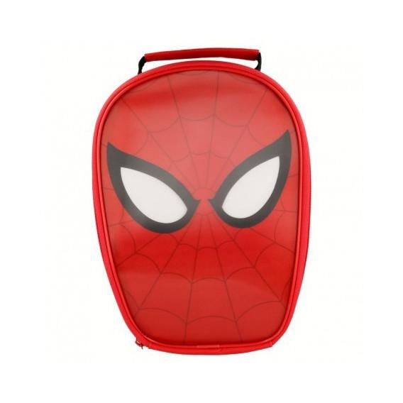 Термоизолираща чанта с картинка spiderman face Stor 23366