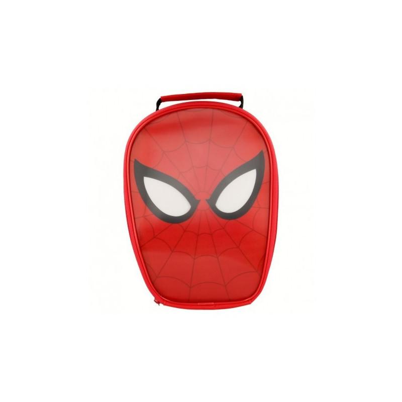 Термоизолираща чанта с картинка spiderman face  23366