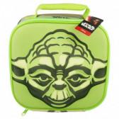 Термоизолираща чанта с 3d  картинка yoda Stor 23369
