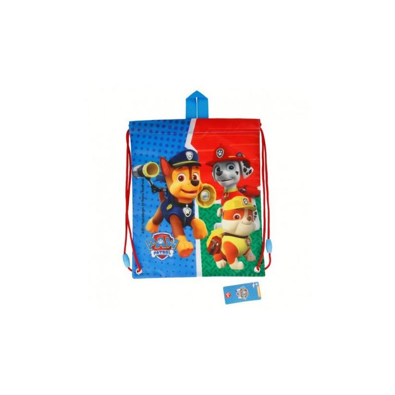 Торбичка за обяд с картинка Пес патрул цветове  23370