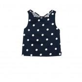 Блуза без ръкави за момиче Boboli 23380