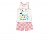 Пижама за момиче Boboli 23412