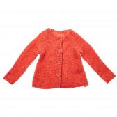 Плетена жилетка с дълъг ръкав за бебе момиче Benetton 23515