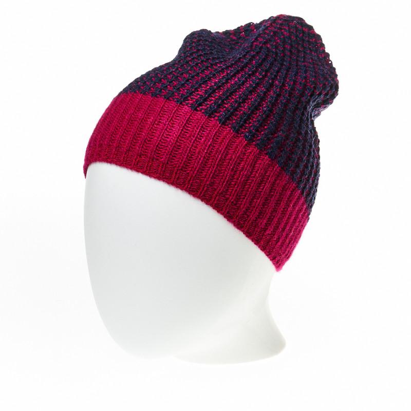 Зимна релефна шапка за момиче  23522