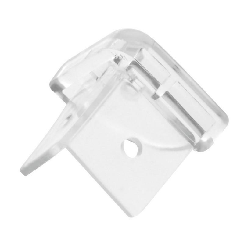 Пластмасови прозрачни протектори за ъгли и ръбове 4 бр.  238666