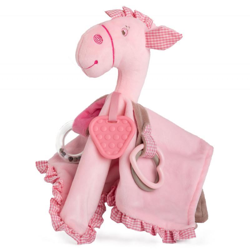 Плюшена играчка Пони, 30 см.  243821