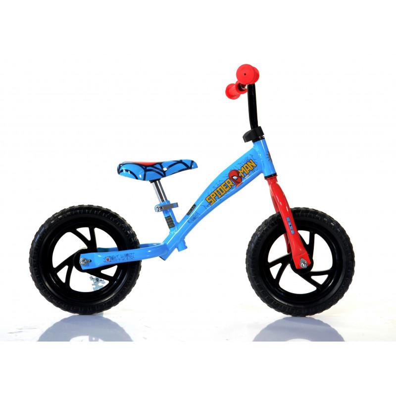 """Детски велосипед Spiderman 12"""", син  243843"""
