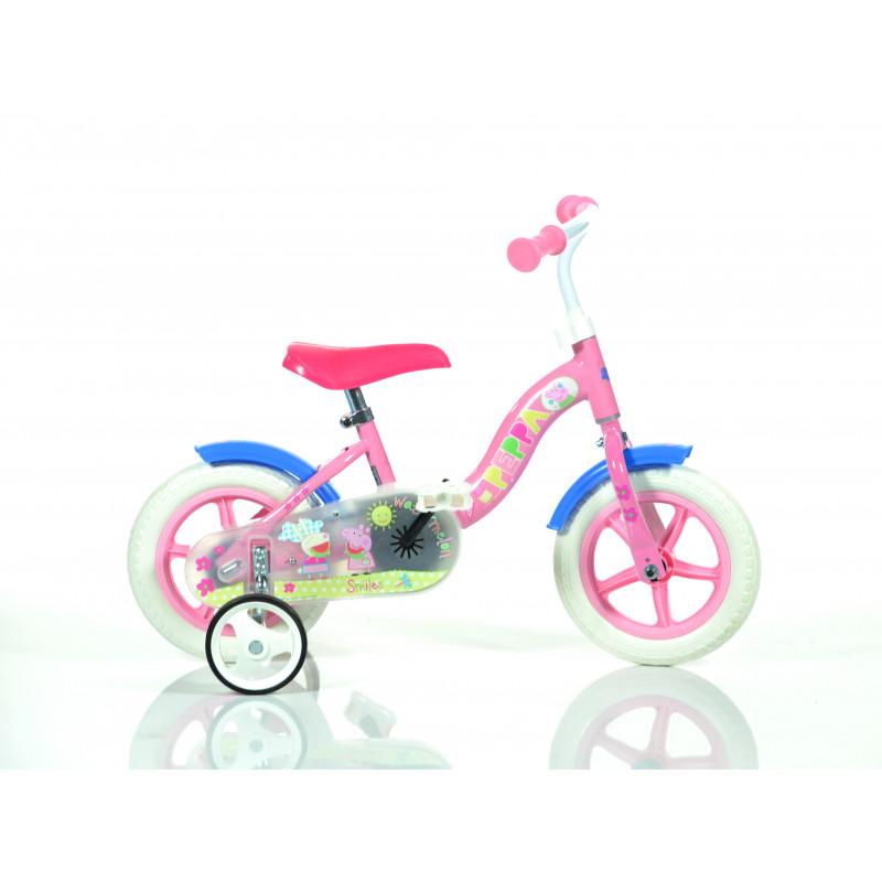 "Детски велосипед Peppa pig 10"", розов  243861"