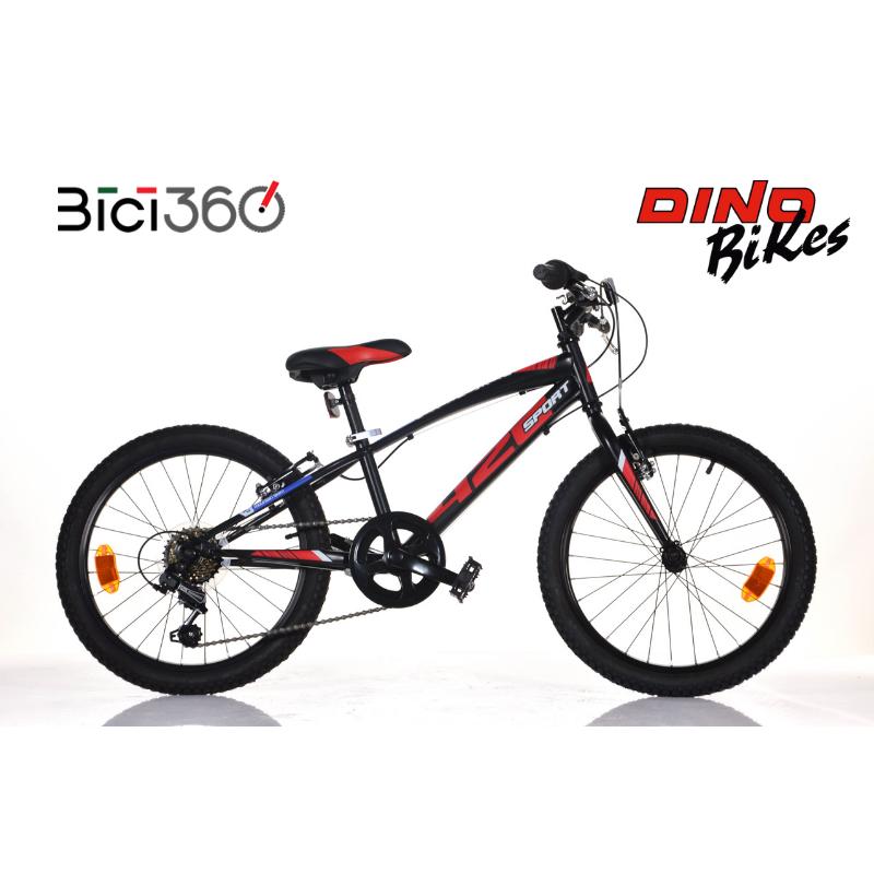 """Велосипед MTB Man 20"""", черен  243867"""