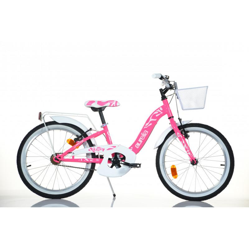 """Велосипед Aurelia 20"""", розов  243869"""