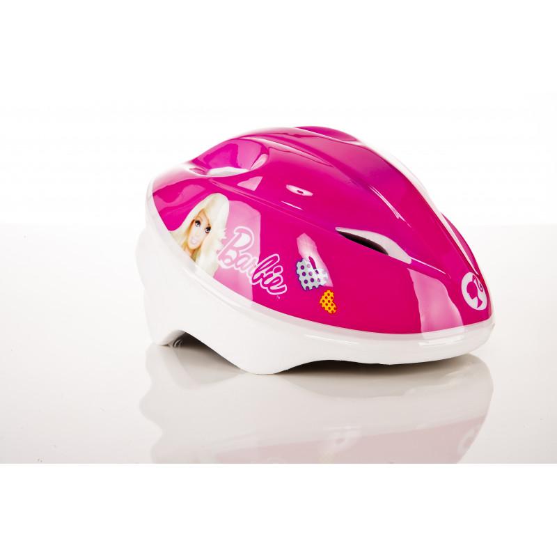 Детска каска Barbie 48 - 54 см, розова  243872