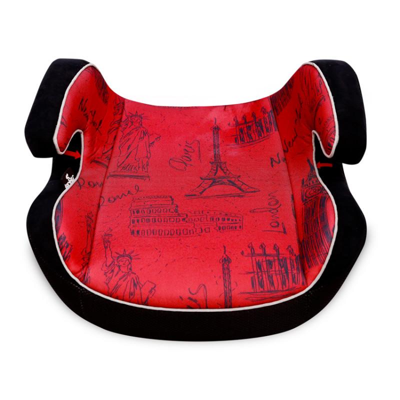 Седалка за кола Venture 15-36 кг Black & Red  244583