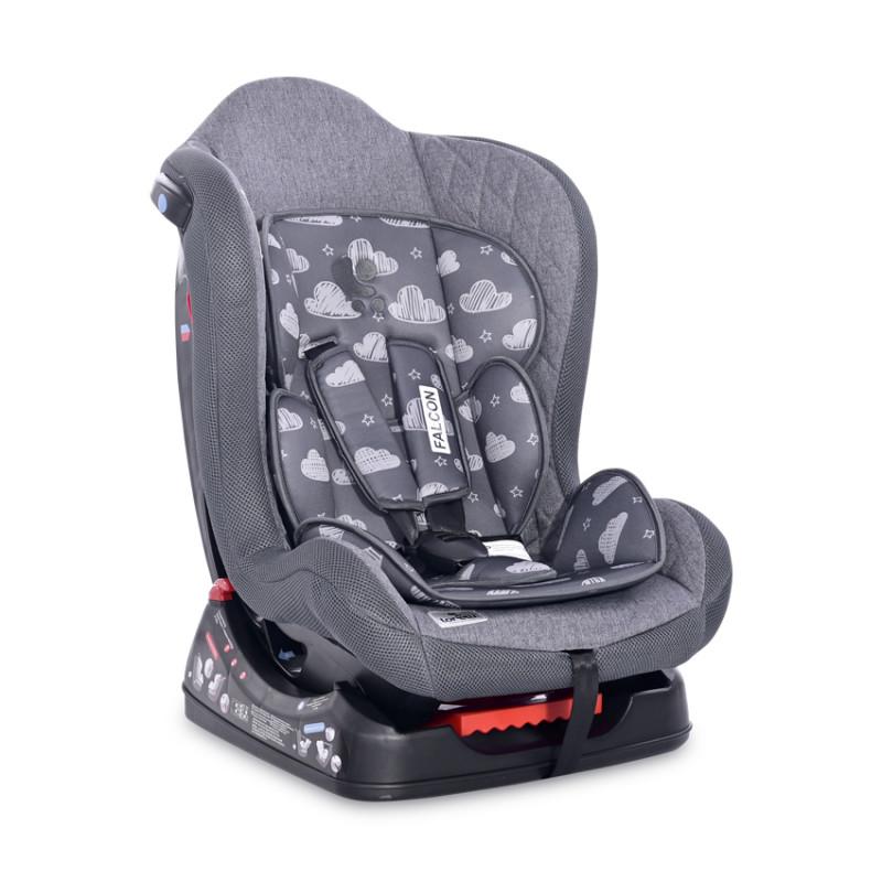 Стол за кола Falcon 0-18 кг Grey Clowds  244856