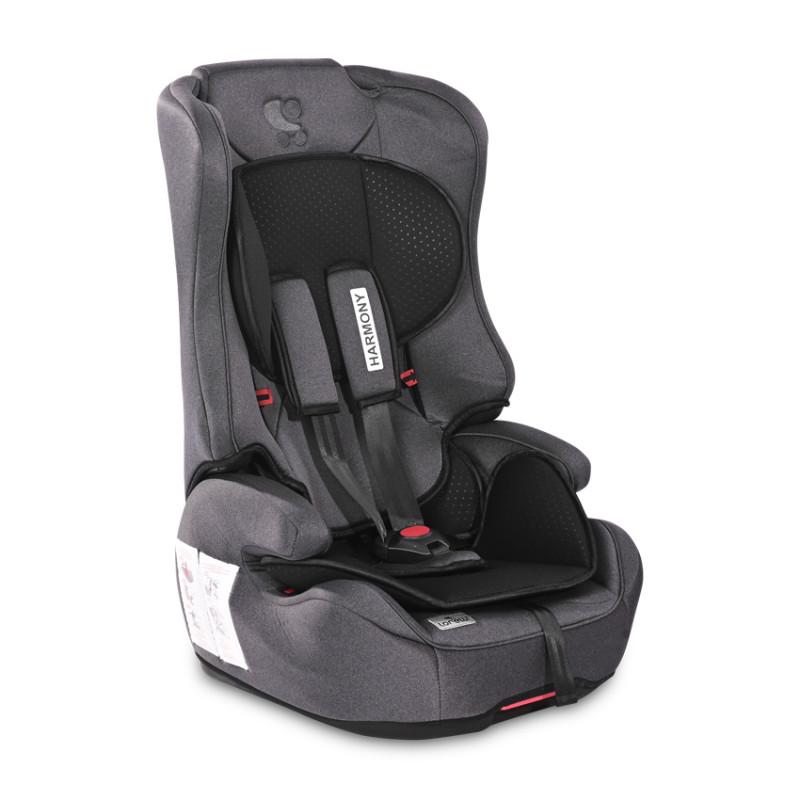 Стол за кола Harmony Isofix 9-36 кг Black  244870