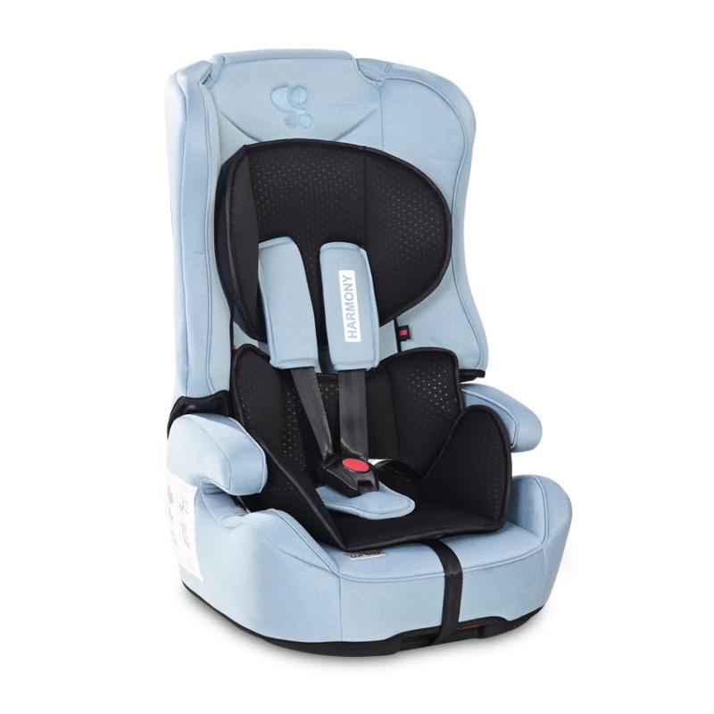Стол за кола Harmony Isofix 9-36 кг Brittany Blue  244876