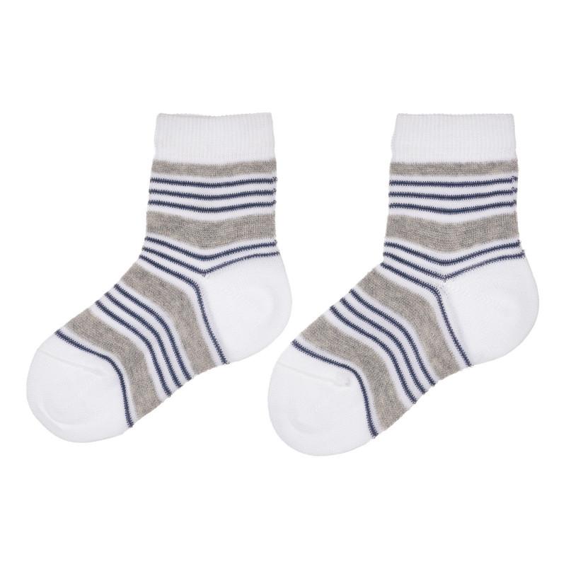 Раирани чорапи за бебе  245603