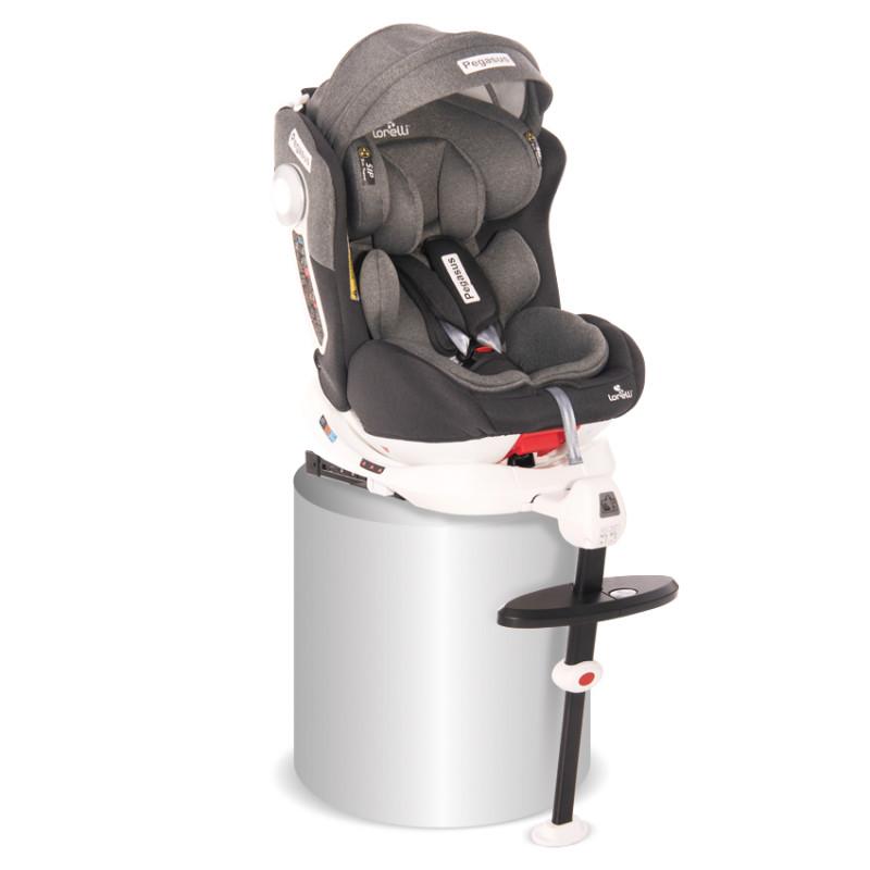 Стол за кола Pegasus Isofix 0-36 кг Dark & Light Grey  246601