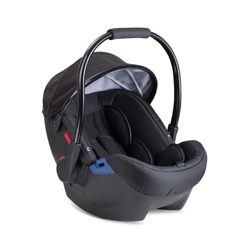 Стол за кола Rimini Premium 0-13 кг Black  246613