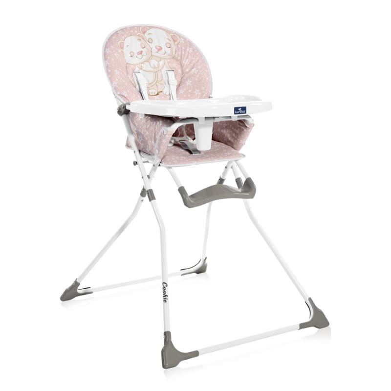 Стол за хранене Cookie Pink Bears  246637
