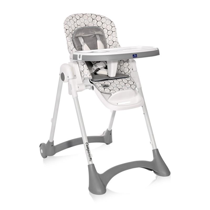 Стол за хранене Campanella Grey Net  246656
