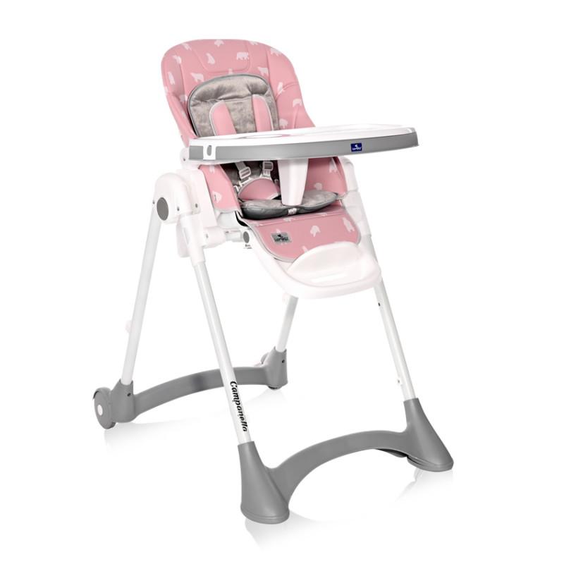 Стол за хранене Campanella Pink Bear  246658