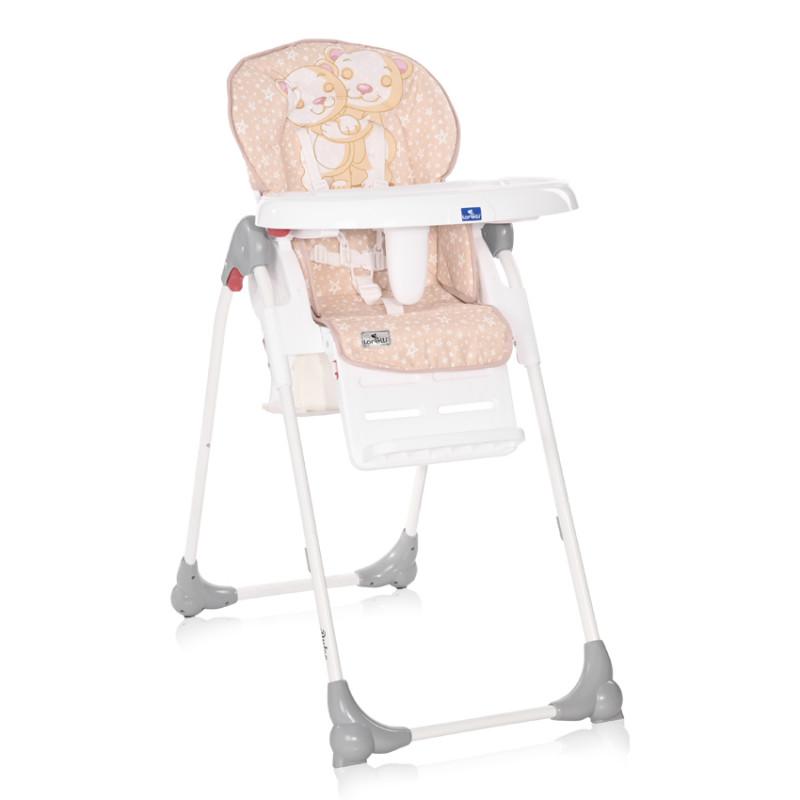 Стол за хранене Dulce Satin Pink Hug  246664