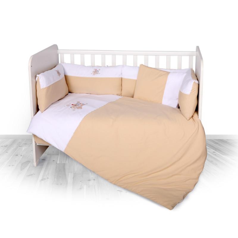 Спален комплект 7 части Jersey Zaza, Лате  246711