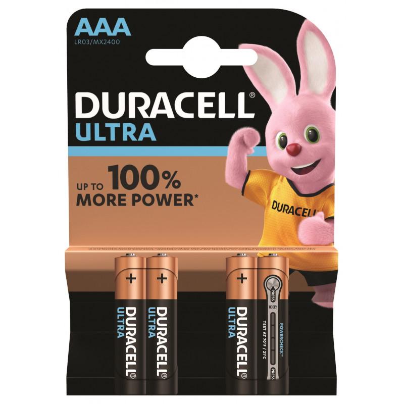 Батерии Ultra, ААА, LR03, 4 бр.  246751