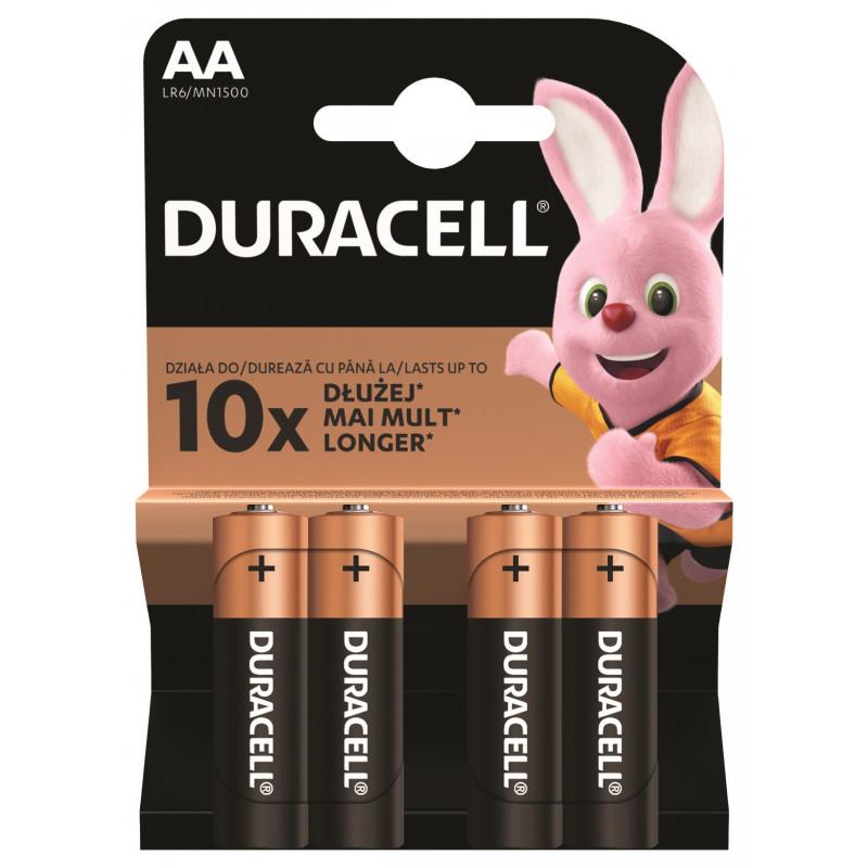 Алкални батерии, AA, LR6, 4 бр.  246753