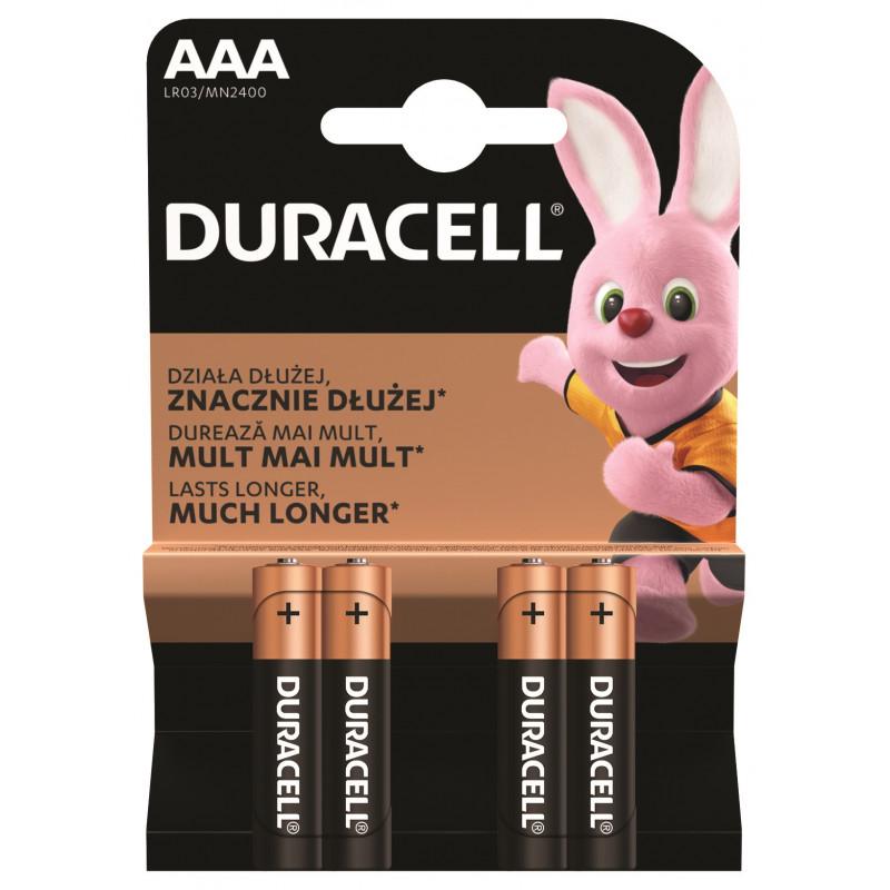 Алкални батерии, AAА, LR03, 4 бр.  246757