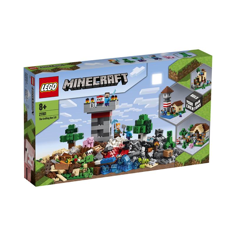 Конструктор - Кутия за конструиране 3.0, 564 части  247320