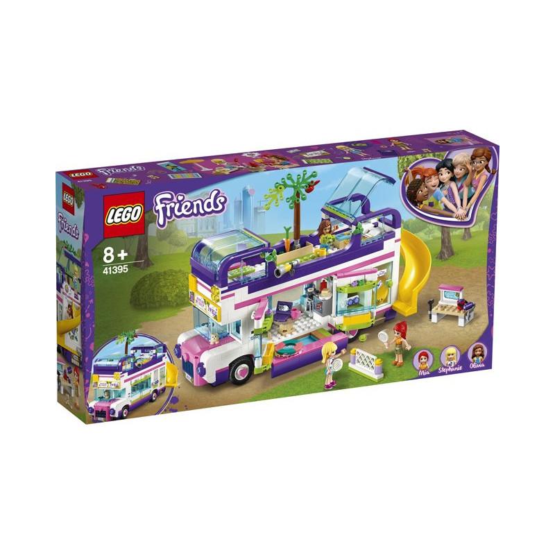 Конструктор - Автобус на приятелството, 778 части  247327