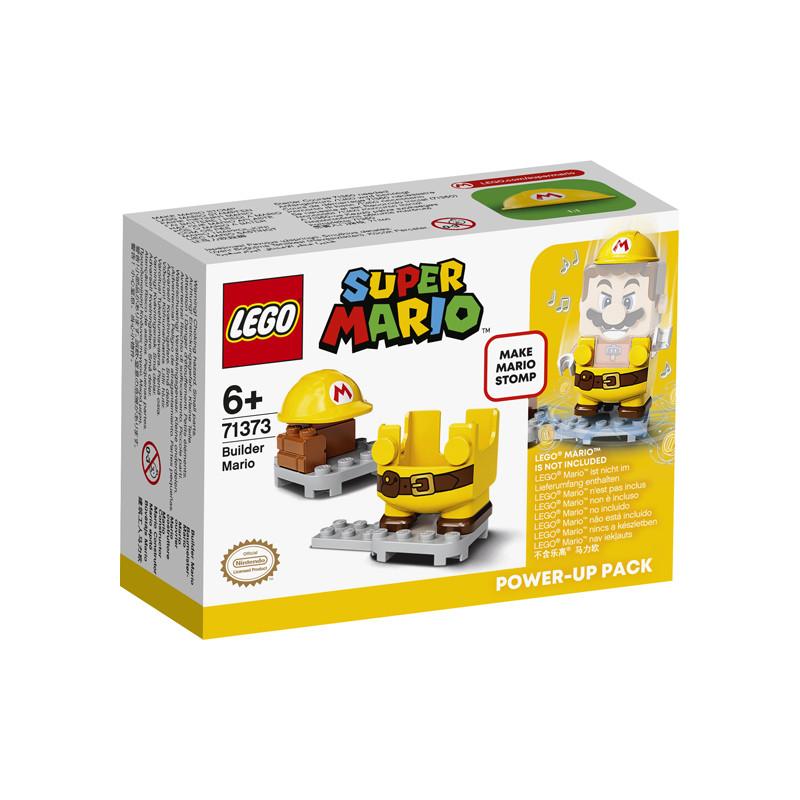 Конструктор - Пакет с добавки Builder Mario, 10 части  247505