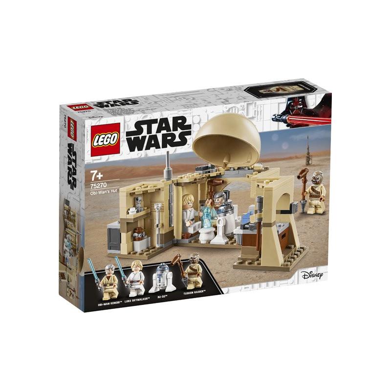 Конструктор - Колибата на Obi-Wan, 200 части  247511