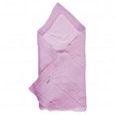 Плетено унисекс одеяло за бебе Bebetto 2511 3
