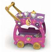 Количка за чаено парти Disney Princess Bildo 25504