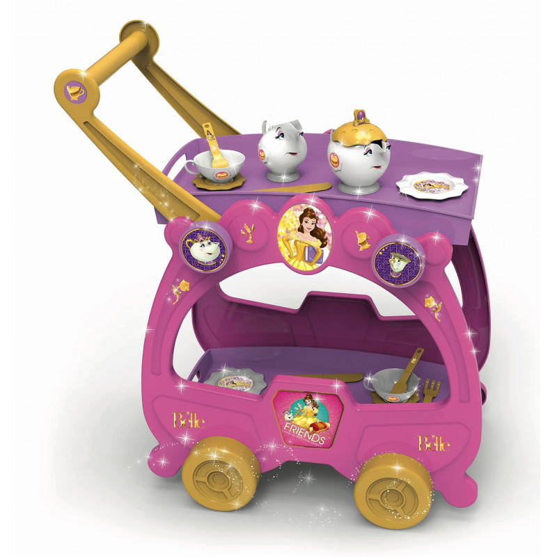 Количка за чаено парти Disney Princess  25504