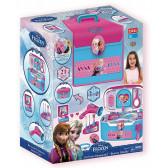 Кутия за красота 2 в 1 Frozen 25525