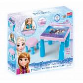 Голяма маса със столче Frozen 25529