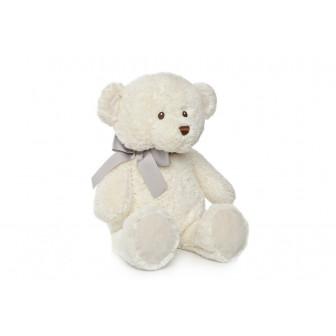 Плюшена играчка – мечка в бяло 90 см Artesavi 25541