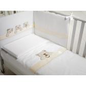"Спален комплект 4 части - ""спящи мечета"" Baby Expert 2555"