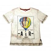 Памучна тениска за момче Boboli 25720
