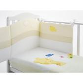 "Спален комплект 4 части ""животни"" Baby Expert 2577"