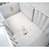 "Спален комплект 4 части - ""зайчета"" Baby Expert 2582"