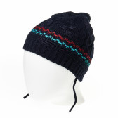 Зимна шапка с пискюл бебе Benetton 25990