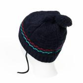 Зимна шапка с пискюл бебе Benetton 25991 2