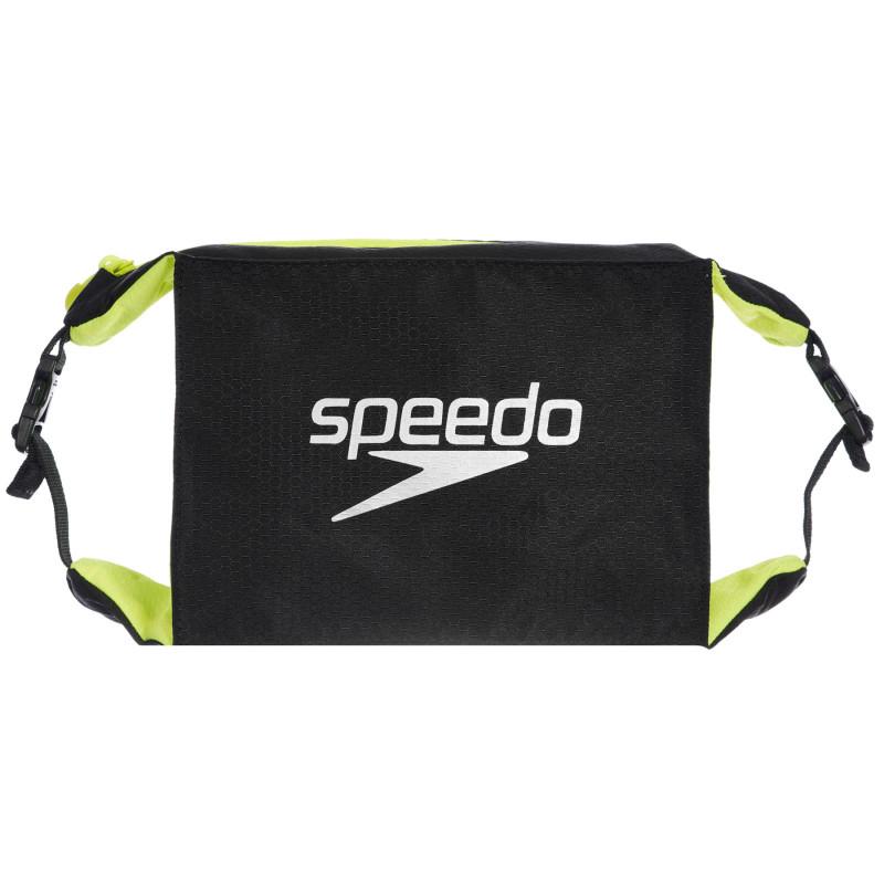Чанта POOL SIDE BAG AU , черно с жълто  266329