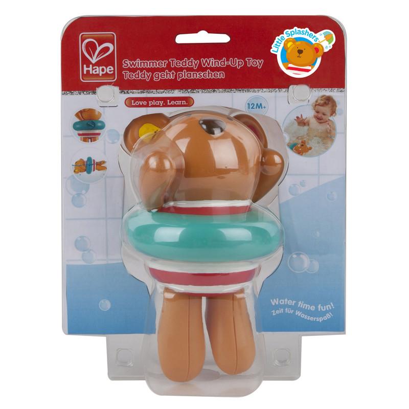 Играчка за баня - Мече Теди плувец  266533
