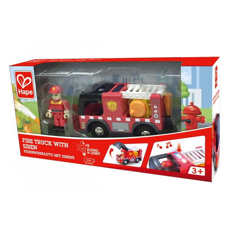 Пожарна кола със сирена  266579